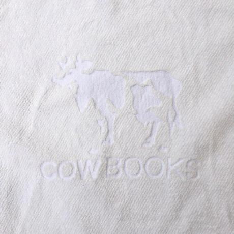 "COW BOOKS(カウブックス)""Hand towel / ハンドタオル"""