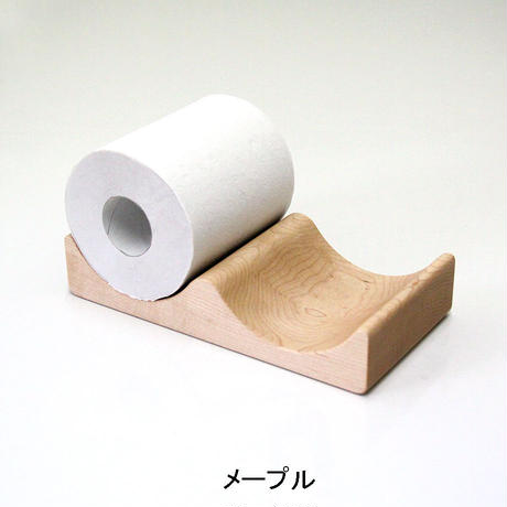 "YAMASAKI DESIGN WORKS""トイレットペーパートレイ ウッド"""