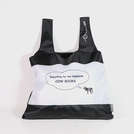 """COW BOOKS(カウブックス)""""Original Ecobag / オリジナルエコバッグ"""""""