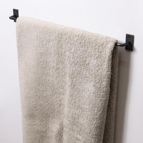 """千葉工作所""""Towel Holder Iron-M / タオルホルダー(アイアン-M)"""""""