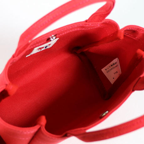 "COW BOOKS(カウブックス)""Container / コンテナ mini(Red×Ivory)"""
