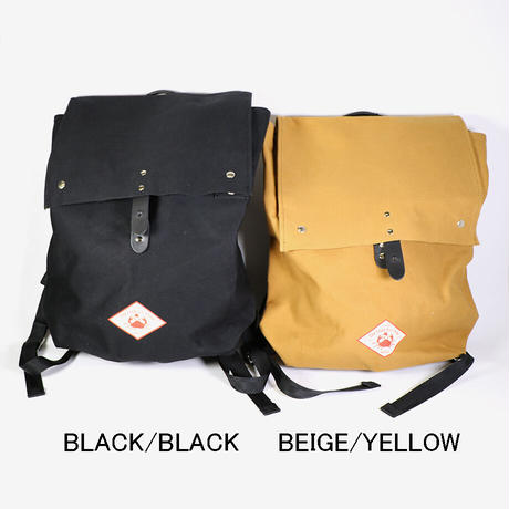 "ULTRA HEAVY×TEMBEA""KANI PACK(BEIGE×YELLOW)"""