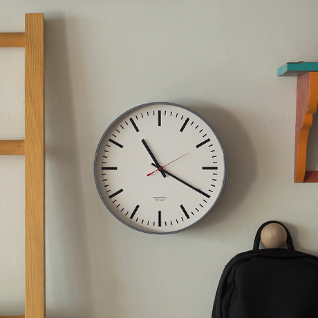 "Landscape Products ""Wall Clock / ウォールクロック(WH,NV)"""