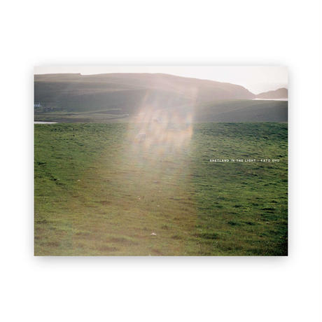 写真集「SHETLAND IN THE LIGHT」