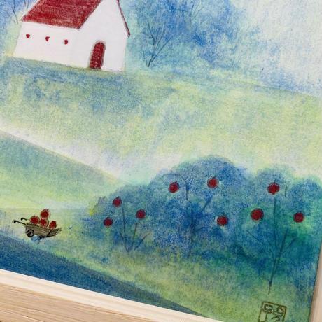 小さなりんご畑