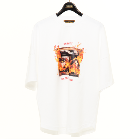 STREET OF DREAMS BIG TEE (WHITE)