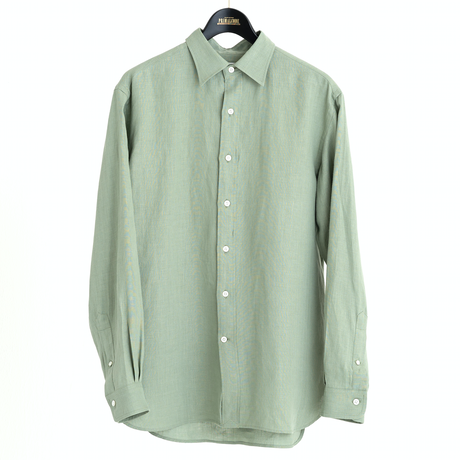HEMP MODERN SHIRTS(PISTACHIO GREEN)