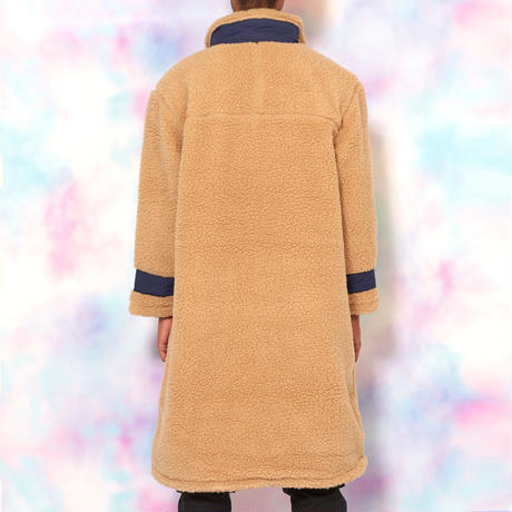 BOA LONG COAT(BEIGE)