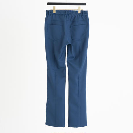 CENTER SWITCHING COLOR ACTIVE  PANTS(NAVY BLUE)
