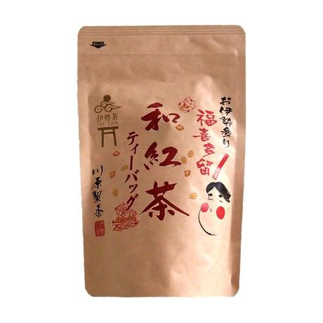 福喜多留 和紅茶ティーバッグ2g×20袋