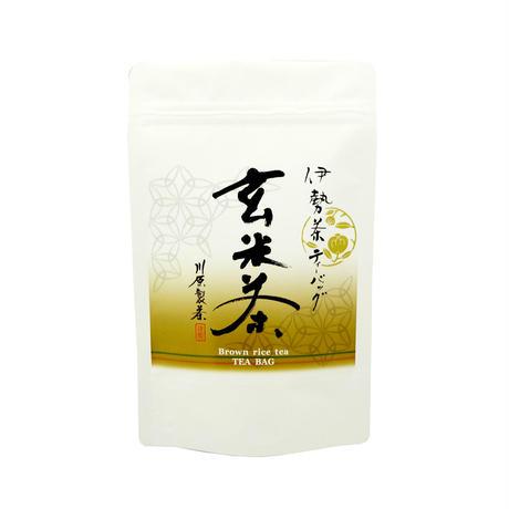 玄米茶ティーバッグ5g×15袋