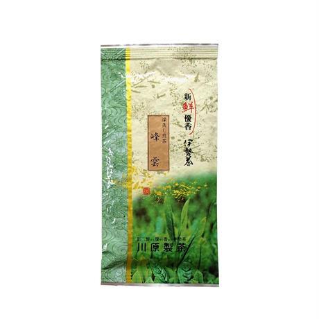 深蒸し煎茶 峰雲100g