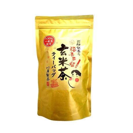 福喜多留 玄米茶ティーバッグ5g×40袋