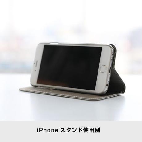 水玉NEETの手帳型スマホケース(通常サイズ用)