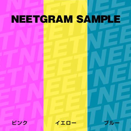 NEETグラム手帳型スマホケース(通常サイズ用)