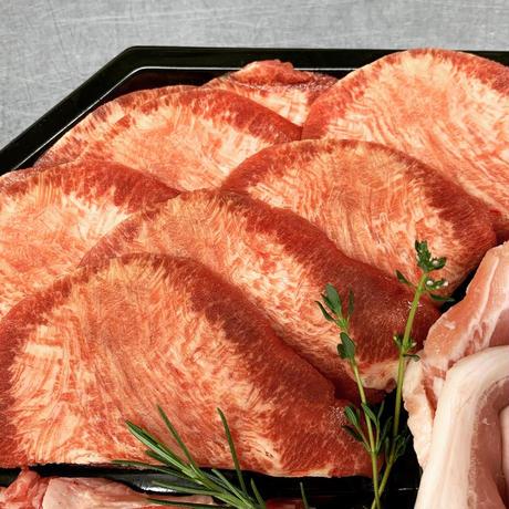 焼肉盛り合わせプレート 1kg