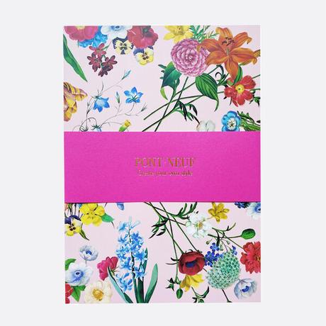 GARDEN NOTE BOOKS   Majorelle  Spring