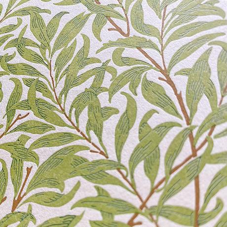 William Morris  Bough (柳の枝)