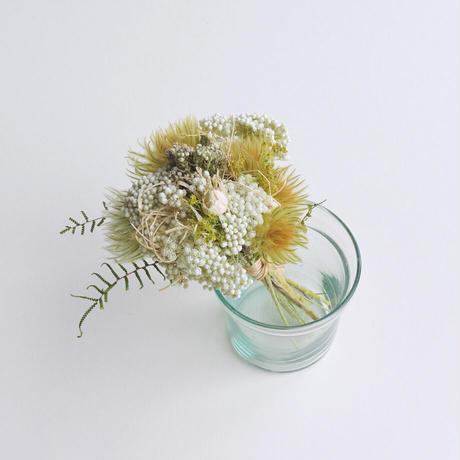 Hana Tutumi Gift 季節のかわきばな®ミニブーケ