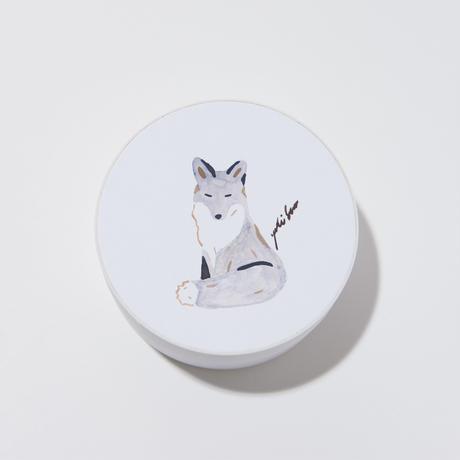 Blooming Handkerchief Gift  -Fox-