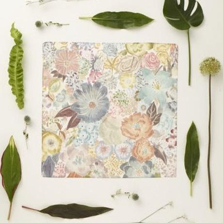 Blooming Handkerchief Gift -Flower-