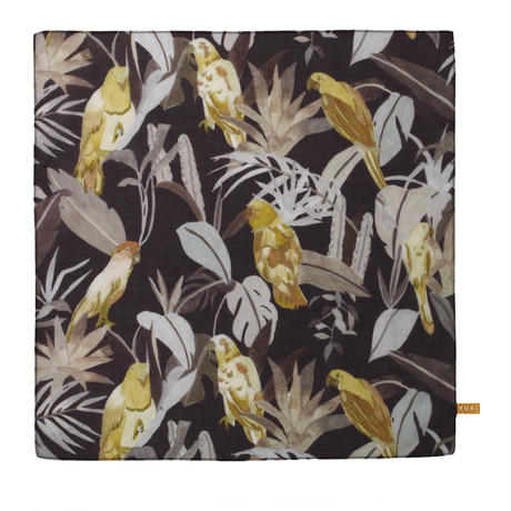 Handkerchief    Parrot Pattern      ハンカチ オウム柄
