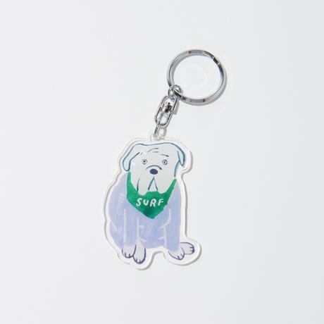 キーホルダー EARLY SUMMER DOG