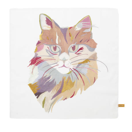 Handkerchief 'The Cat ' ネコ