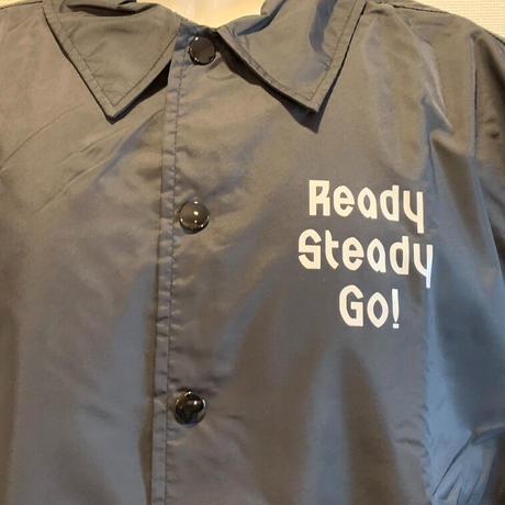 JK002-1 コーチジャケット BLACK/COOL GRAY