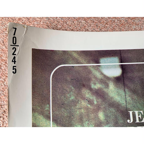 OP-002  「ボルサリーノ/Borsalino」#映画ポスター/米国版オリジナル/1970/560mm×713mm