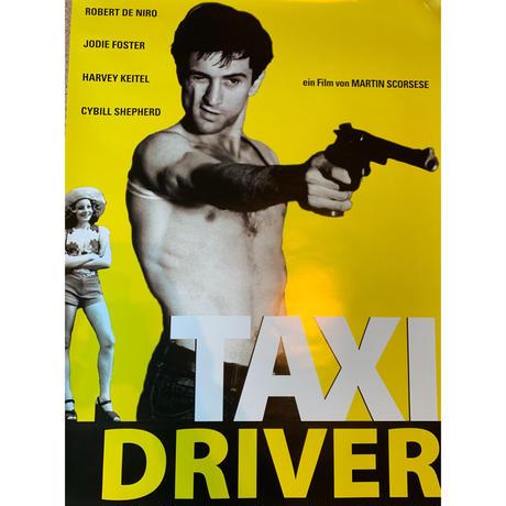 OP-030「タクシードライバー(TAXI DRIVER)」映画ポスター/ドイツリバイバル版オリジナル2006