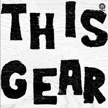 CD-0003 「THIS GEAR」THE GEAR