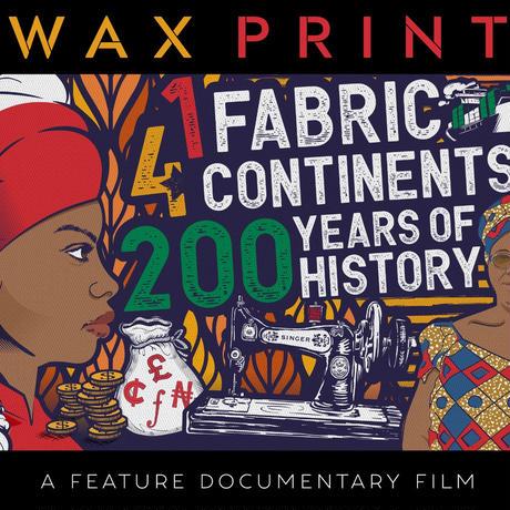 映画「WAX PRINT 2018」チケット
