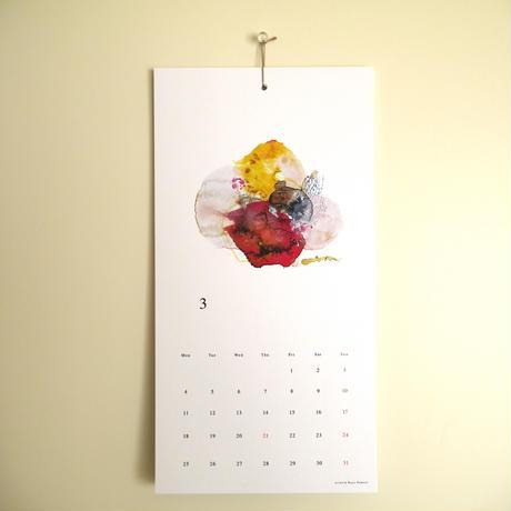 Kayo Nomura 2019 Calendar