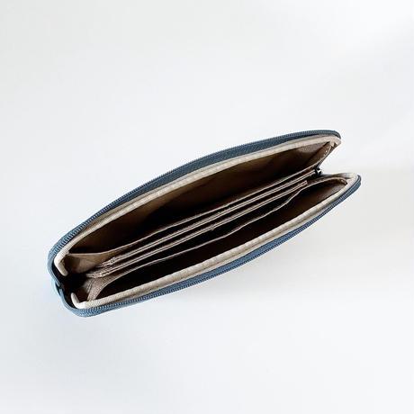 やわらかい長財布/色が選べます/スモーキー