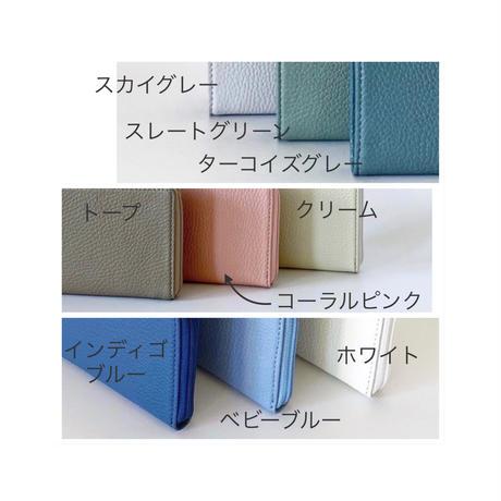 ラウンドロングパース/色が選べます/9カラー