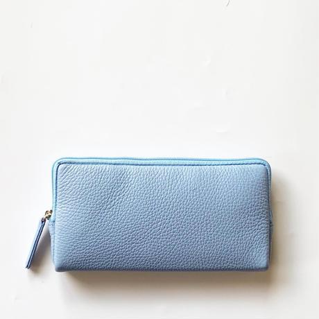 やわらかい長財布☆色が選べます☆ブルーグラデーション