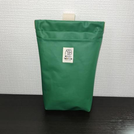 防水消臭ラミネートマナーポーチ(グリーン)