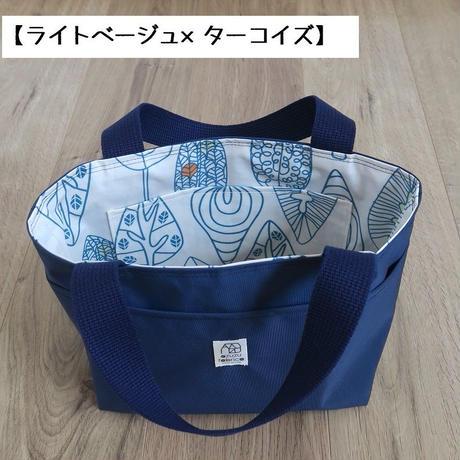 防水トートバッグ