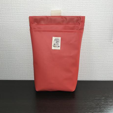 防水消臭ラミネートマナーポーチ(オレンジ)
