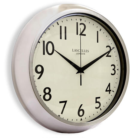 lascelles (RETRO WALL CLOCK )