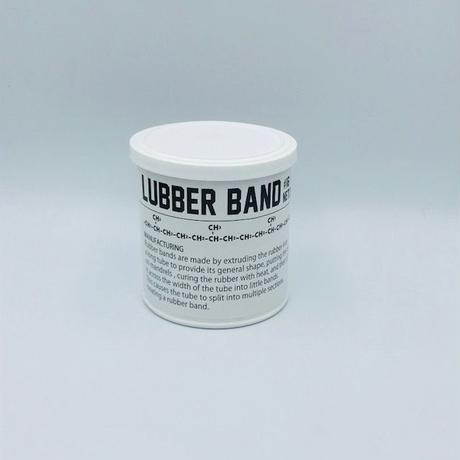 LUBBER BAND WHITE