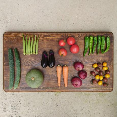 ORGANIC FARM 風の谷 お試し単発野菜セット(直接配達)※瀬戸内市限定