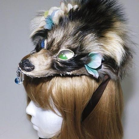 ラクーンのヘッドドレス