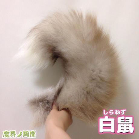 くるりん☆けもののしっぽ(白鼠)