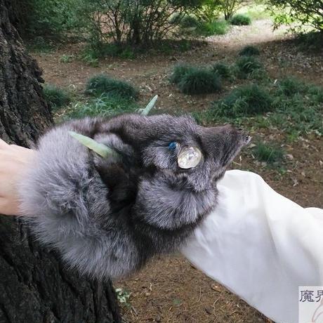 鬼獣ブレスレット(ヤギ眼)