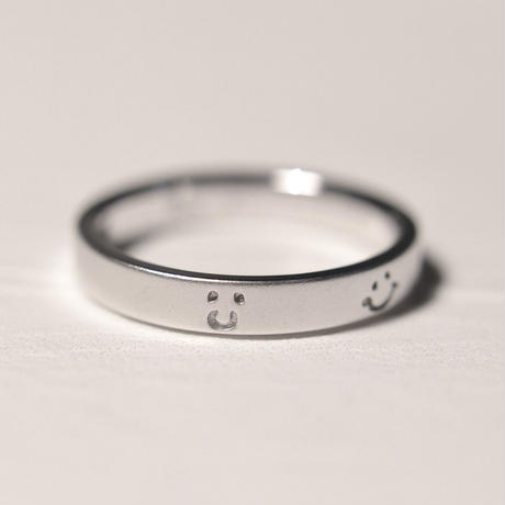 Order Made Marriage Ring#11 (KAR-014 Pt900 A)