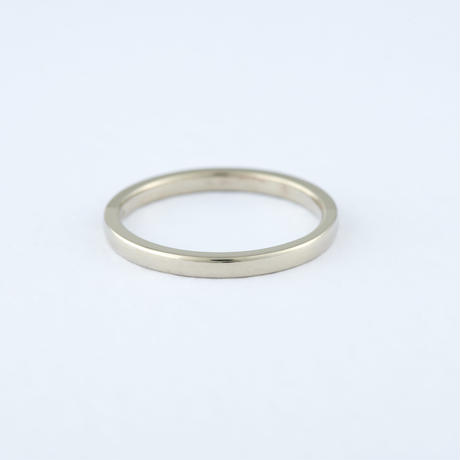 Order Made Marriage Ring #17 (NS-011K18WGN )