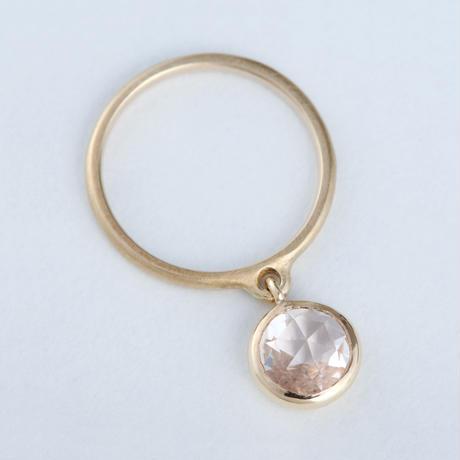 Rose Quartz Ring (SNR-1234RQ)  #5
