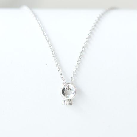 BaBy Ring Charm+chain(40cm)